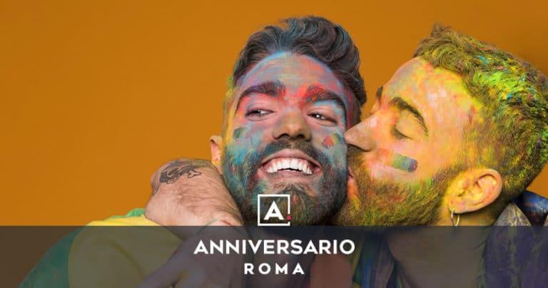 Anniversario a Roma: idee romantiche dove festeggiare