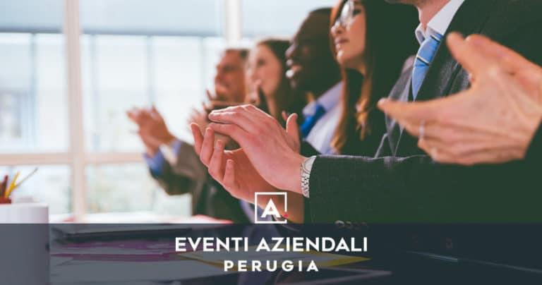 Location per eventi aziendali a Perugia