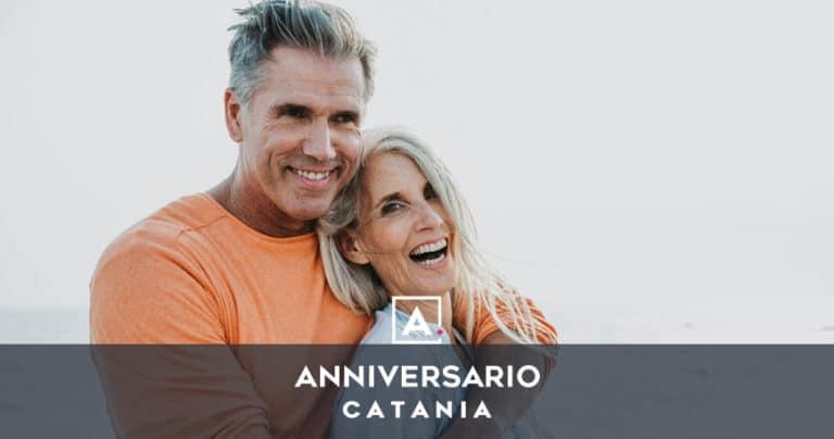 Anniversario a Catania: locali e posti romantici