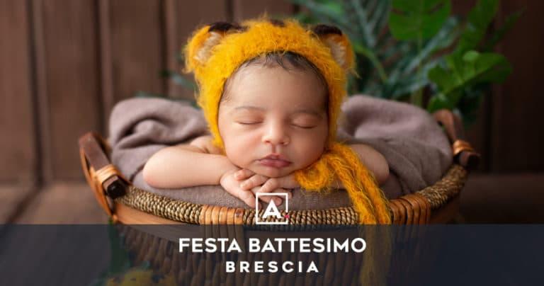 Rinfresco di battesimo a Brescia: location e ristoranti