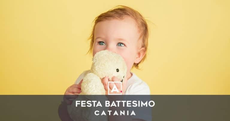 Location dove festeggiare il battesimo a Catania