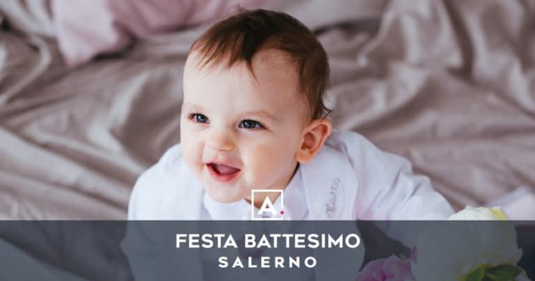 Battesimo a Salerno: le migliori location dove festeggiare