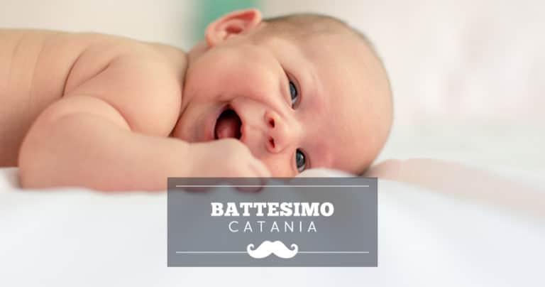 Dove festeggiare il battesimo a Catania