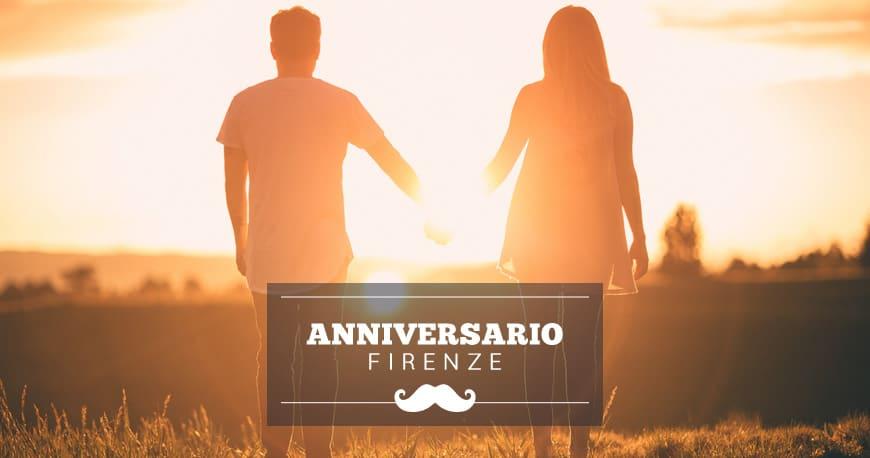 anniversario firenze