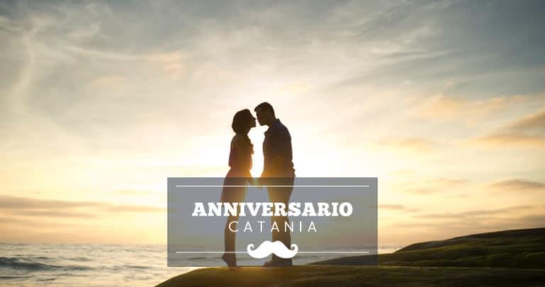 Anniversario a Catania: idee romantiche dove festeggiare