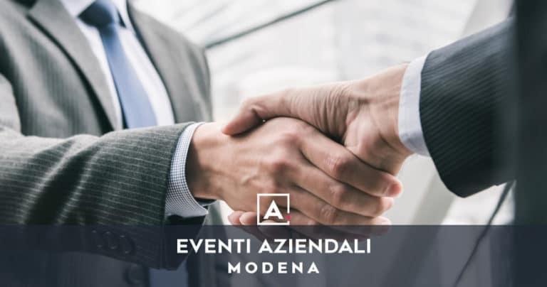 Location per eventi aziendali a Modena
