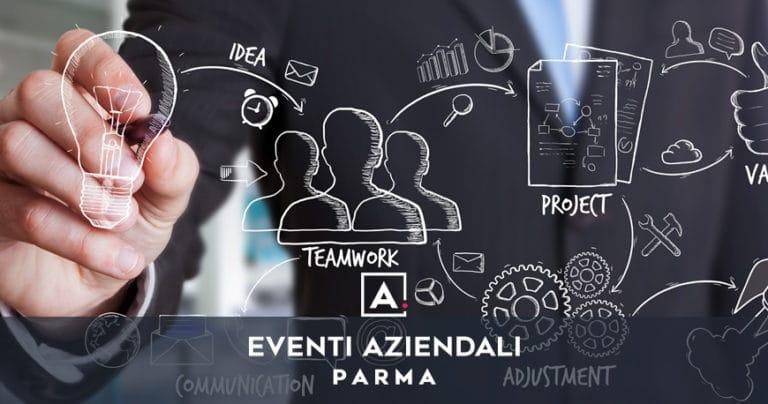 Location per eventi aziendali a Parma