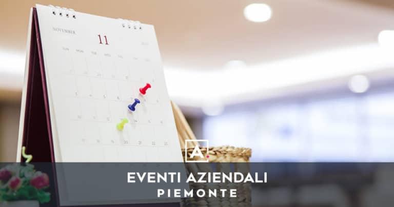 Location per eventi aziendali in Piemonte