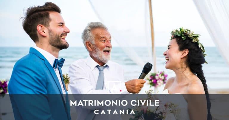 Location per matrimonio civile a Catania