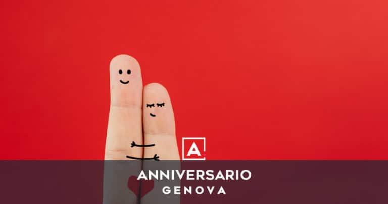 Anniversario a Genova: location e posti romantici per la festa