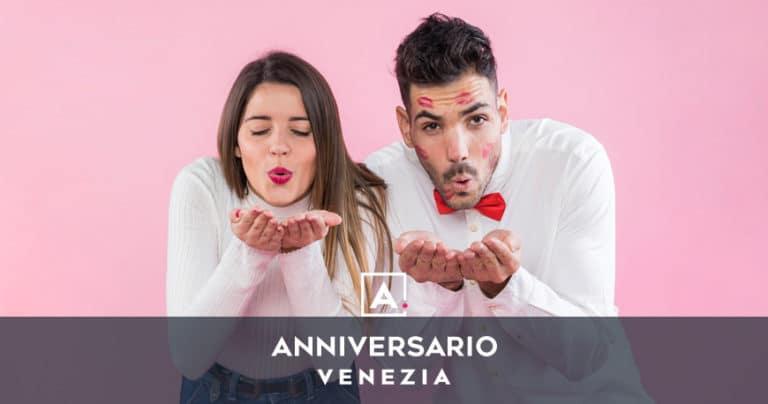 Anniversario a Venezia: idee romantiche dove festeggiare