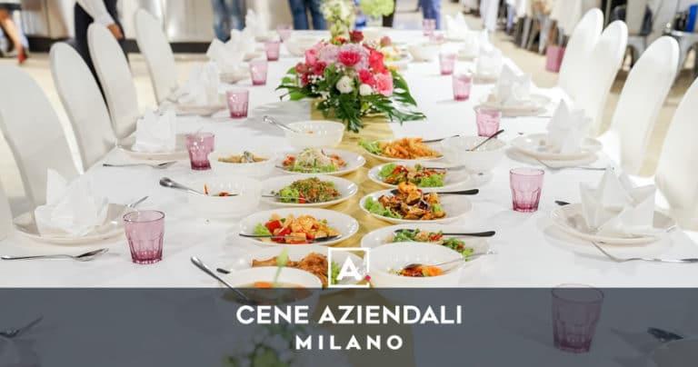 Locali per cene aziendali a Milano