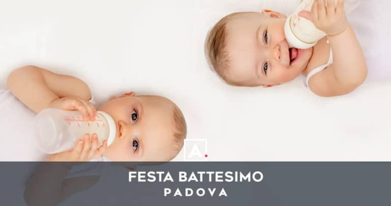 Dove festeggiare il battesimo a Padova