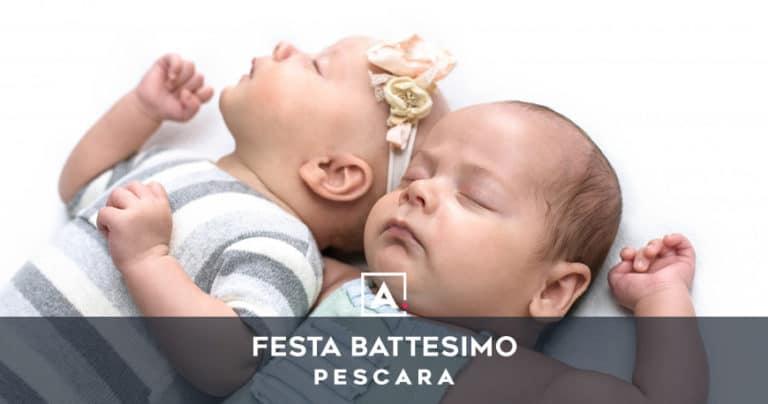 Battesimo a Pescara: trova il ristorante per il ricevimento