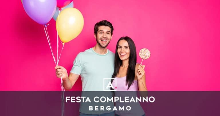 Locali per feste di compleanno a Bergamo