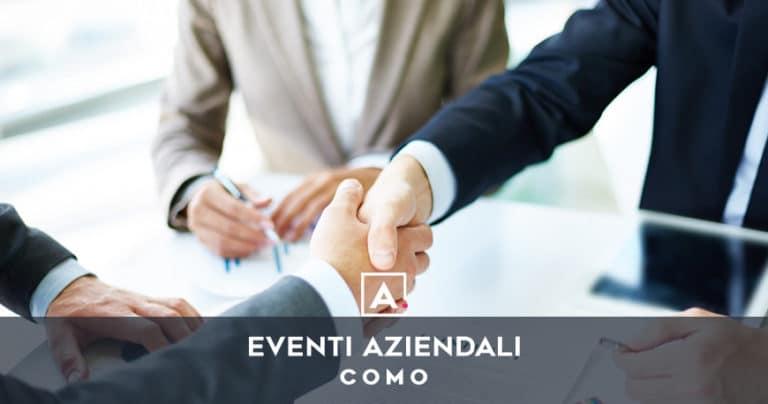 Eventi aziendali a Como: location dove organizzarli