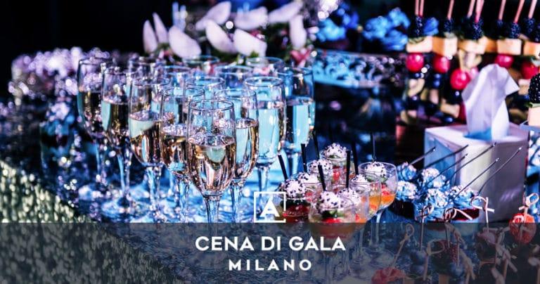 Cena di gala a Milano: location per serate eleganti