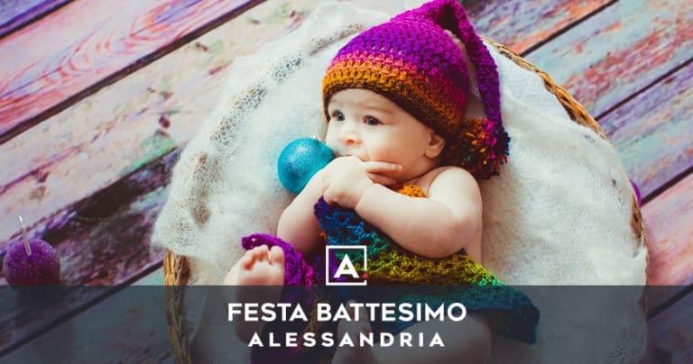 Rinfresco di battesimo Alessandria: location per la festa