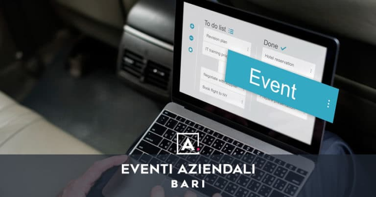 Location per eventi e meeting aziendali a Bari