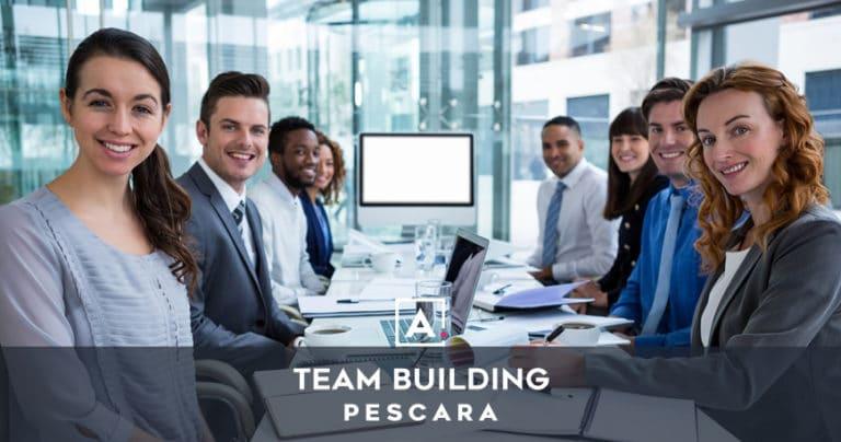 Team building a Pescara