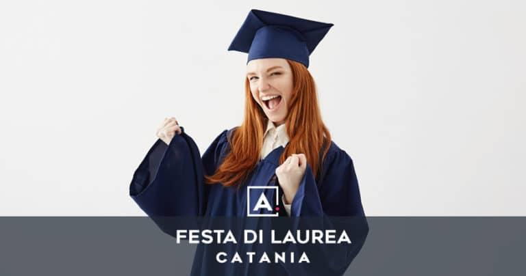 Dove festeggiare la laurea a Catania