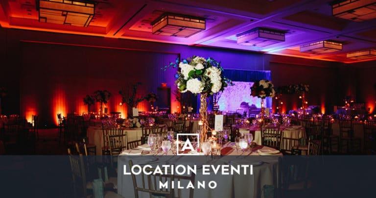 Location per eventi a Milano: i migliori spazi in affitto