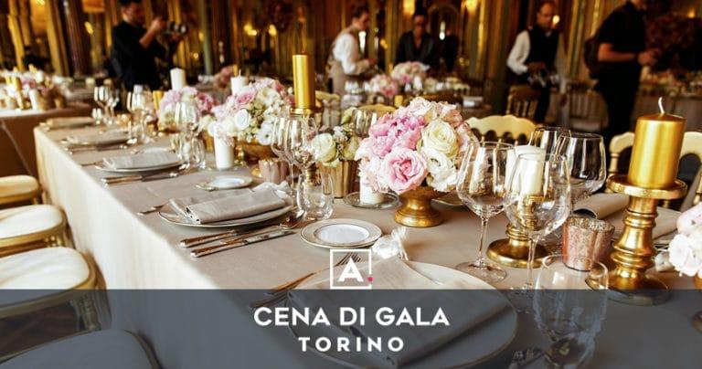 Cena di gala a Torino: location per serate eleganti