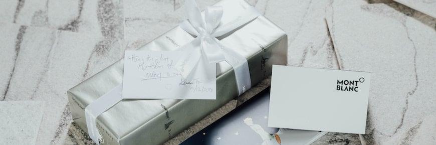 regali per eventi aziendali