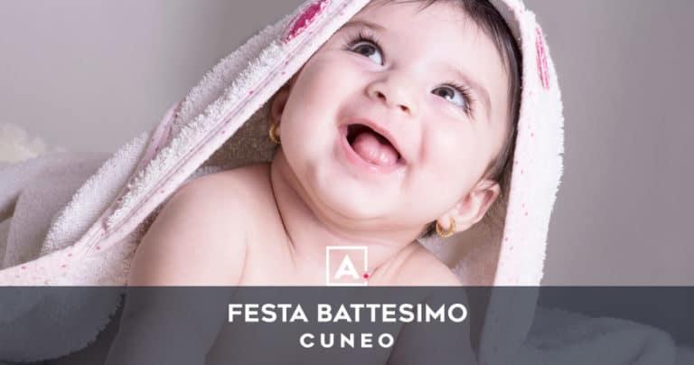 Battesimo a Cuneo: location per il rinfresco