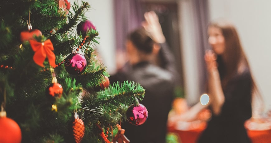 Festa di Natale aziendale