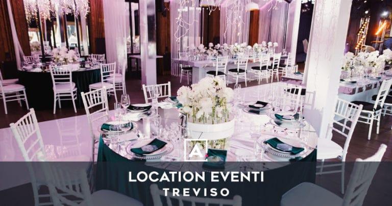 Location per eventi a Treviso: ville Top per i tuoi eventi