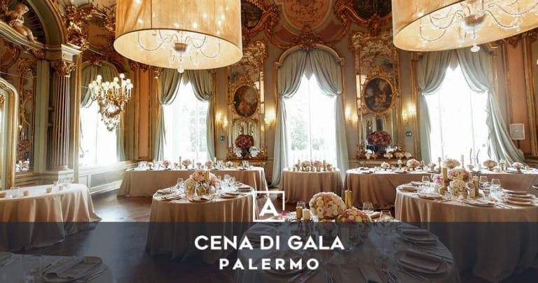 Cena di gala a Palermo: location per serate eleganti