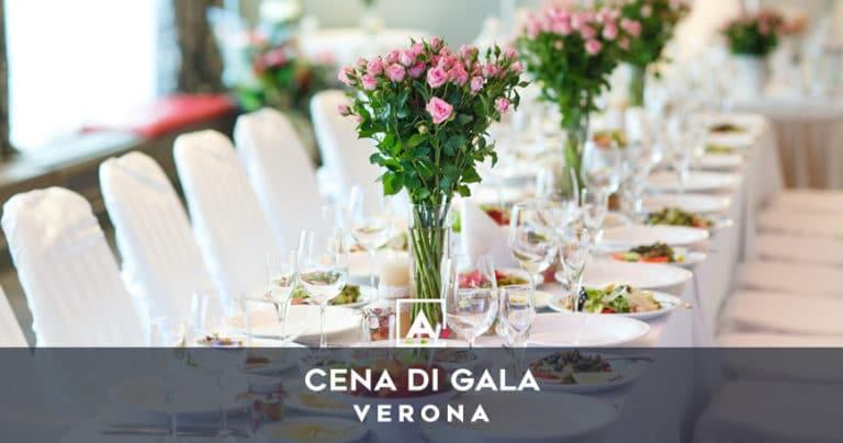 Cena di gala a Verona: location per serate eleganti