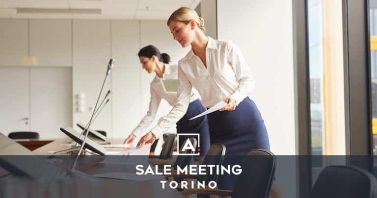 Sale meeting a Torino: location per riunioni aziendali