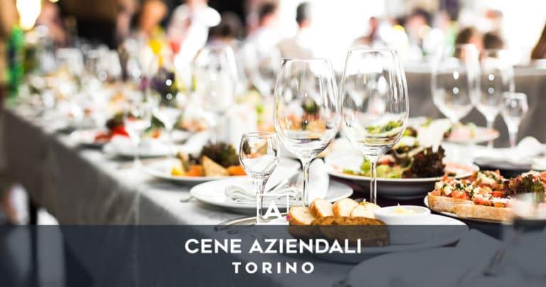 Cene aziendali a Torino: location e ristoranti