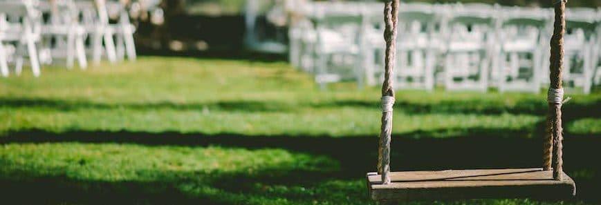 Come organizzare una cerimonia di matrimonio all'aperto