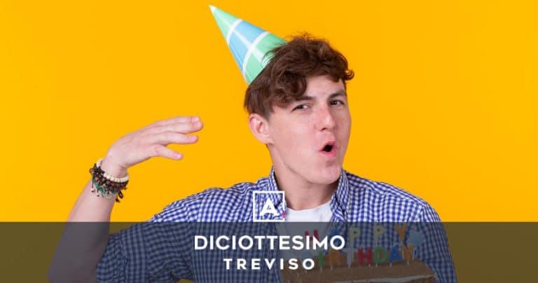 Dove festeggiare il diciottesimo a Treviso