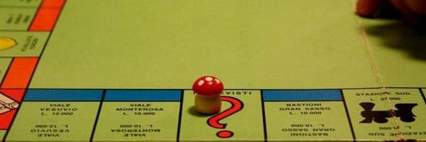 Giochi di società monopoli