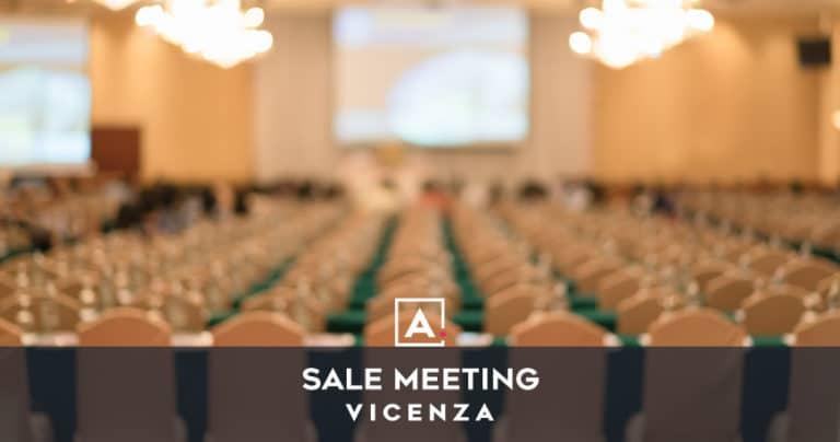 Sale meeting a Vicenza: location per riunioni in affitto