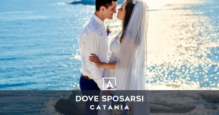 Dove sposarsi a Catania: le migliori location per matrimoni