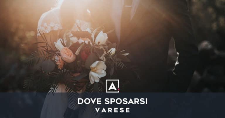 Dove sposarsi a Varese: le migliori location per matrimoni