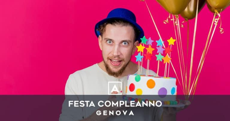 Compleanno a Genova: le migliori location dove festeggiare