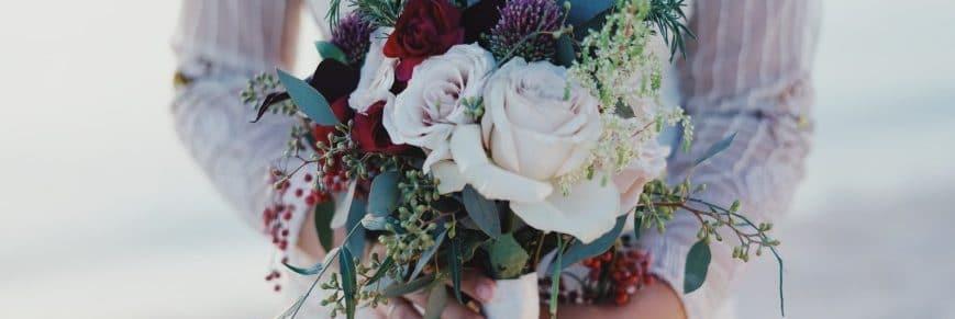 bouquet e fiori invernali