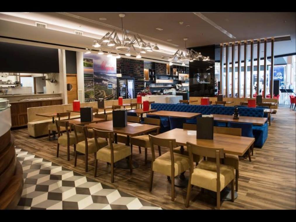 Il Podio Restaurant & Events