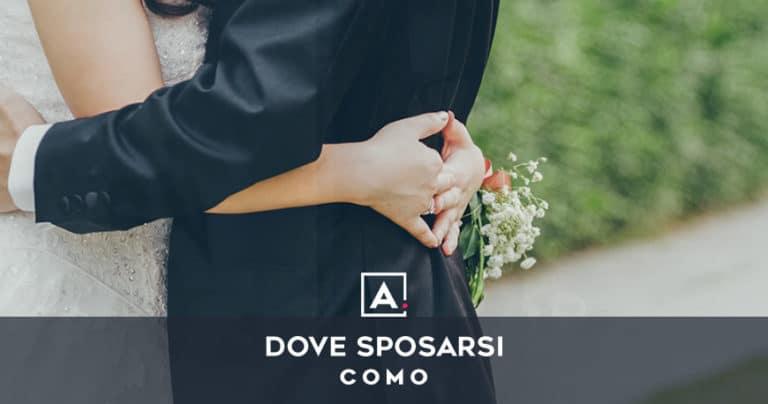 Dove sposarsi a Como: le migliori location per matrimoni