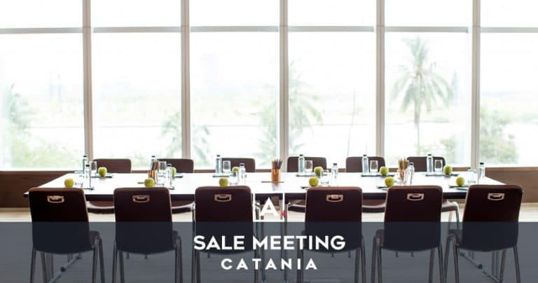 Sala meeting a Catania: location con sale riunioni