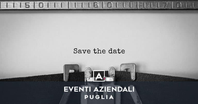 Location per eventi aziendali in Puglia