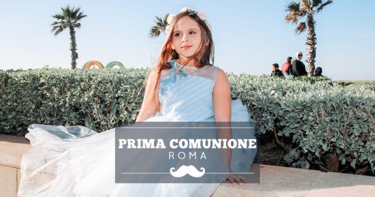 Comunioni a Roma: location e ristoranti dove festeggiare