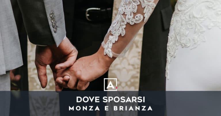 Dove sposarsi in Brianza: le migliori location per matrimoni
