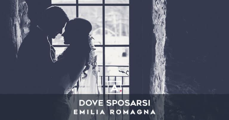 Dove sposarsi in Emilia Romagna: le migliori location per matrimoni